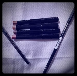 Bundle of Avon Eyeliners and Lip liners